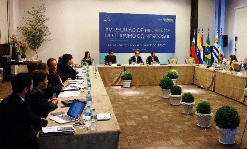 Ministros del Mercosur impulsan la región como multidestino