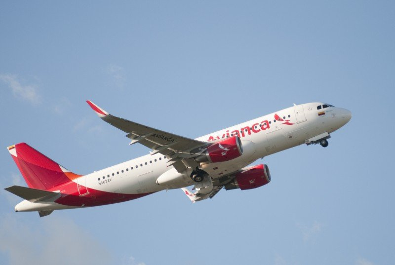 Avianca transporta más de 11 millones de pasajeros hasta mayo