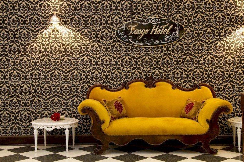 Abre en Buenos Aires el Hotel Tango de Mayo