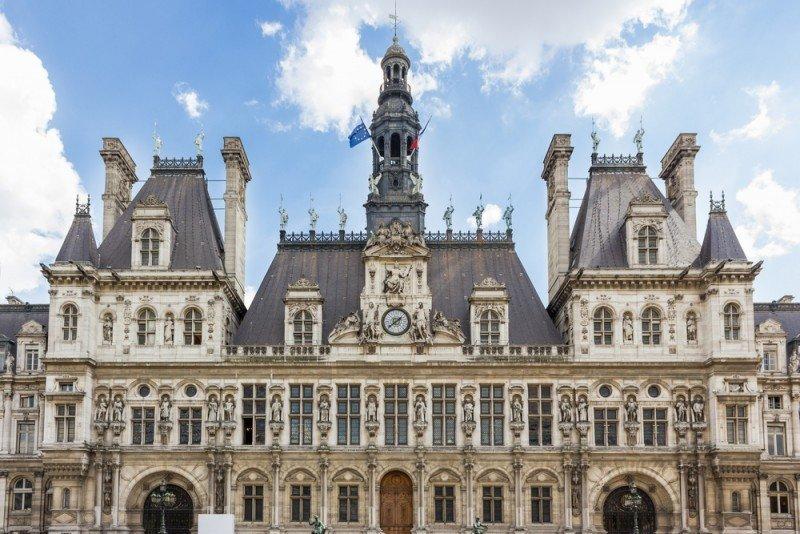 Grandes ciudades como París les resultan especialmente atractivas. #shu#