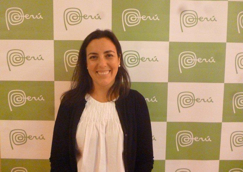 Mariana Watson, directora de Relaciones Institucionales del Museo Larco de Lima.