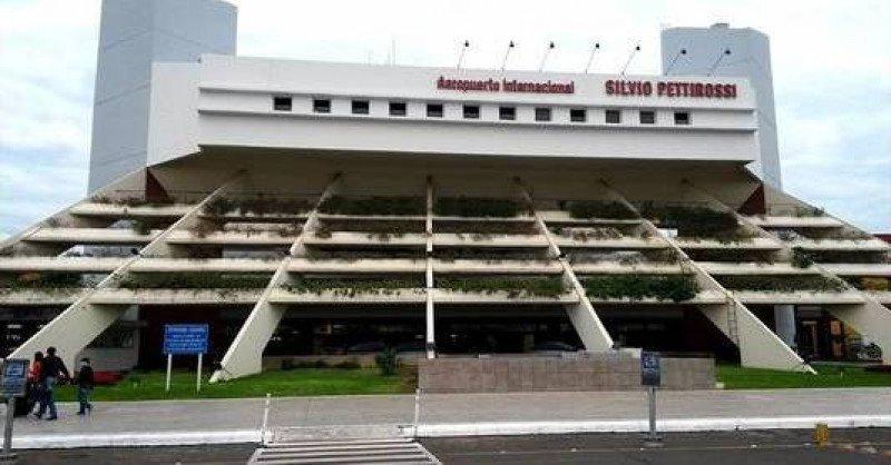 Aeropuerto Pettirossi de Asunción.