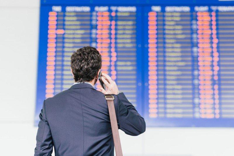 La proyección de crecimiento del gasto de viajes de negocios pasó  de 4,1% a 1,8%. #shu#