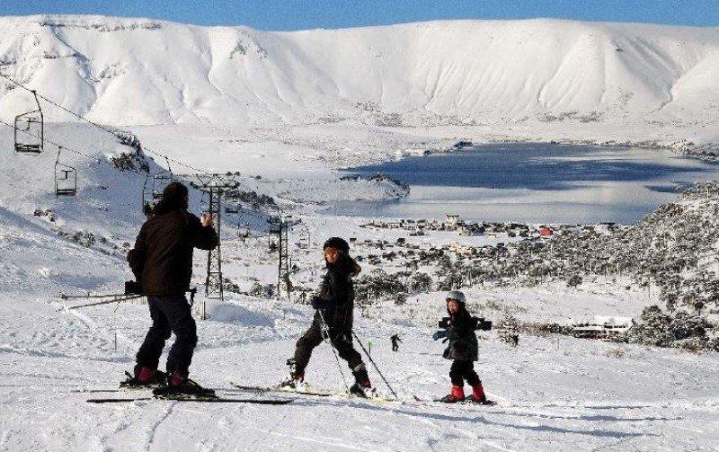 Centro de esquí Caviahue.