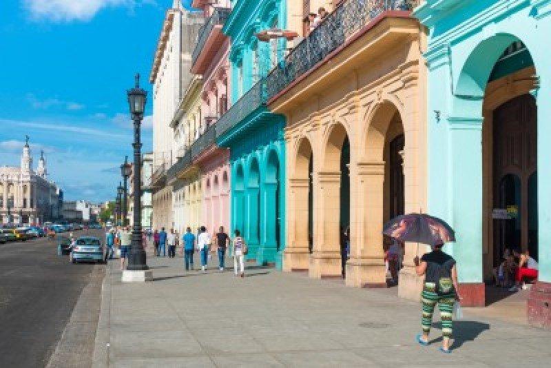 El turismo es la segunda fuente de ingresos de Cuba.#shu#/Kamira