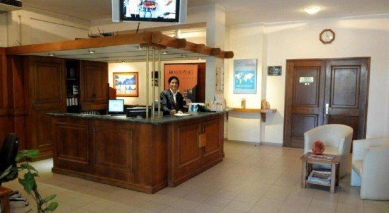 Hotel Escuela Kolping y centro de capacitación de turismo.