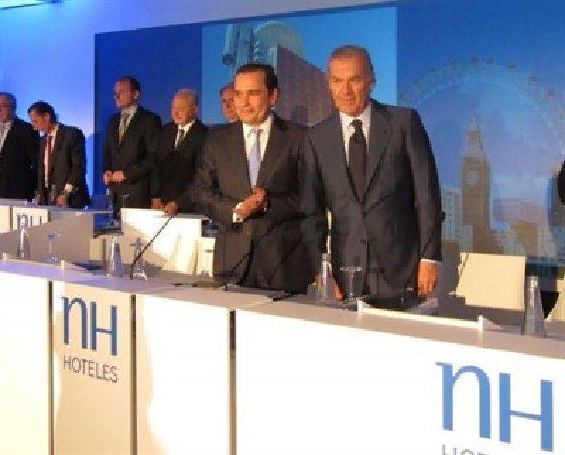 NH Hotels prevé beneficios en 2015 tras siete años de pérdidas