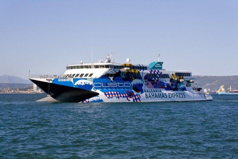 Baleària tiene previsto operar dos lineas entre EEUU y Cuba con su fast ferry Pinar del Río que ya tiene en la zona del Caribe.