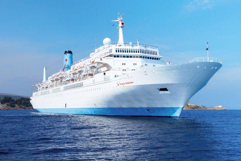 Thomson Cruises opta por Málaga como puerto base en 2016