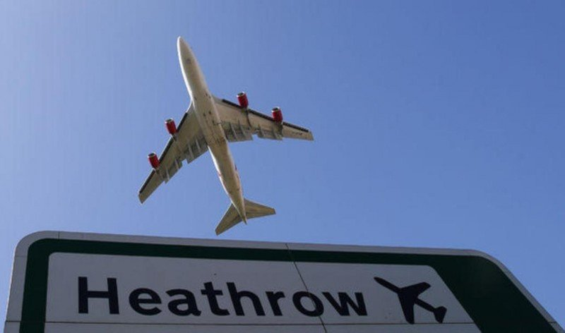 Una tercera pista para Heathrow, de nuevo en el epicentro de la polémica