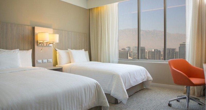 El hotel tendrá 200 habitaciones y cinco suites.