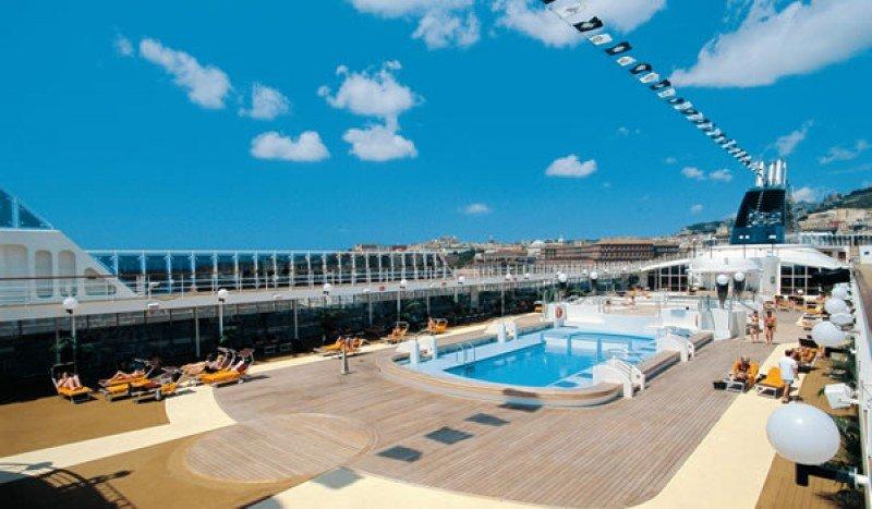 MSC Opera tendrá La Habana como puerto base el próximo invierno