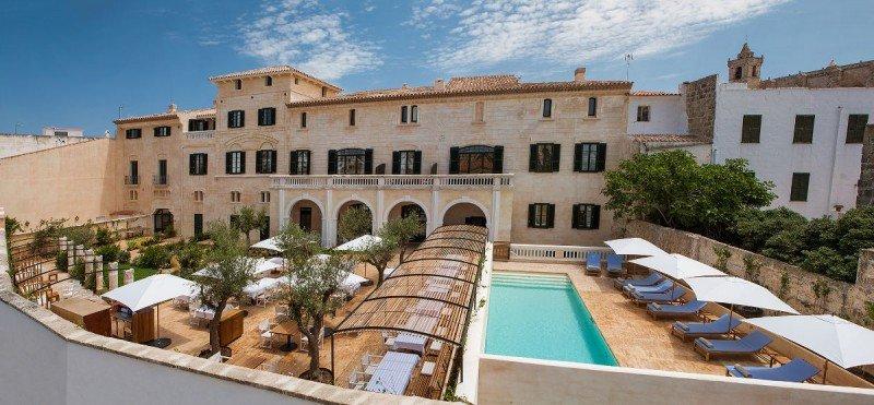 Can Faustino: primer hotel Relais & Chateaux de Menorca