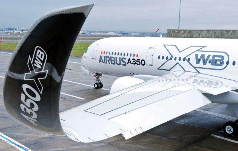 Madrid y Miami, los primeros destinos internacionales del A350 de TAM