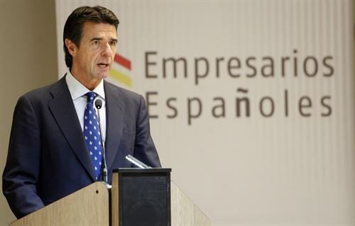 José Manuel Soria ha viajado a Cuba acompañado por 90 empresas españolas.