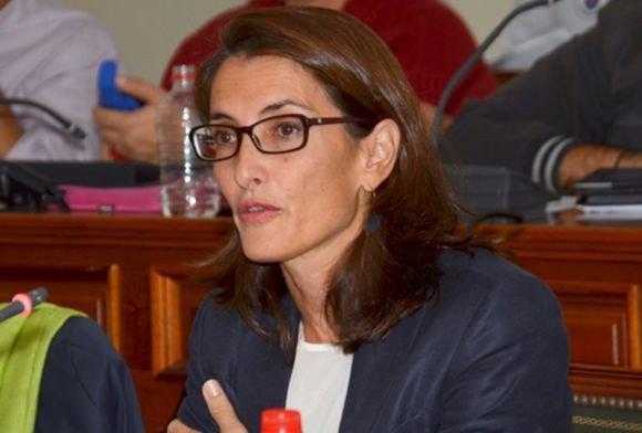 María Teresa Lorenzo.
