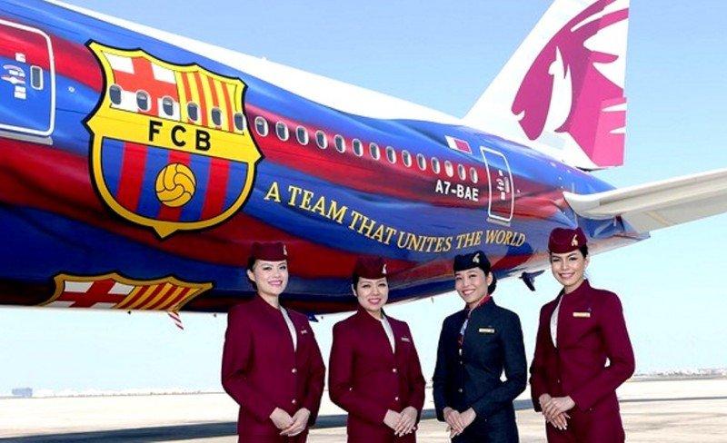 Piden al Barça que tome una posición en contra de las malas condiciones que las tripulantes de cabina (TCP) enfrentan en la aerolínea.