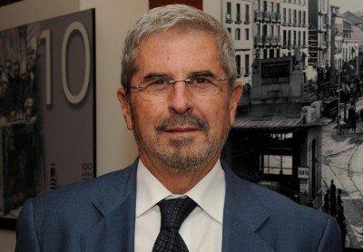 Antonio Gil, presidente de la AEHM y de la Unión Empresarial por la Promoción Turística de Madrid.