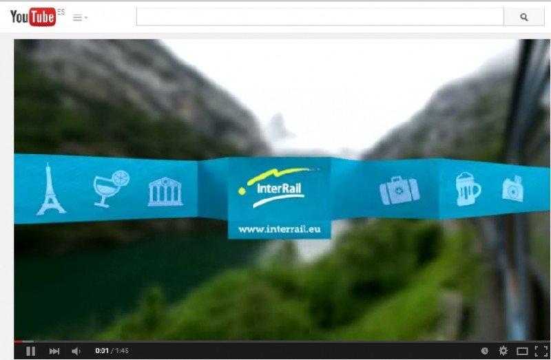 InterRail venderá en España este verano el 60% de las ventas anuales (vídeo)