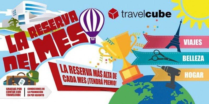 Travelcube lanza la reserva del mes