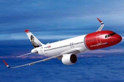 Norwegian registró un incremento del 15% en su facturación. #shu#
