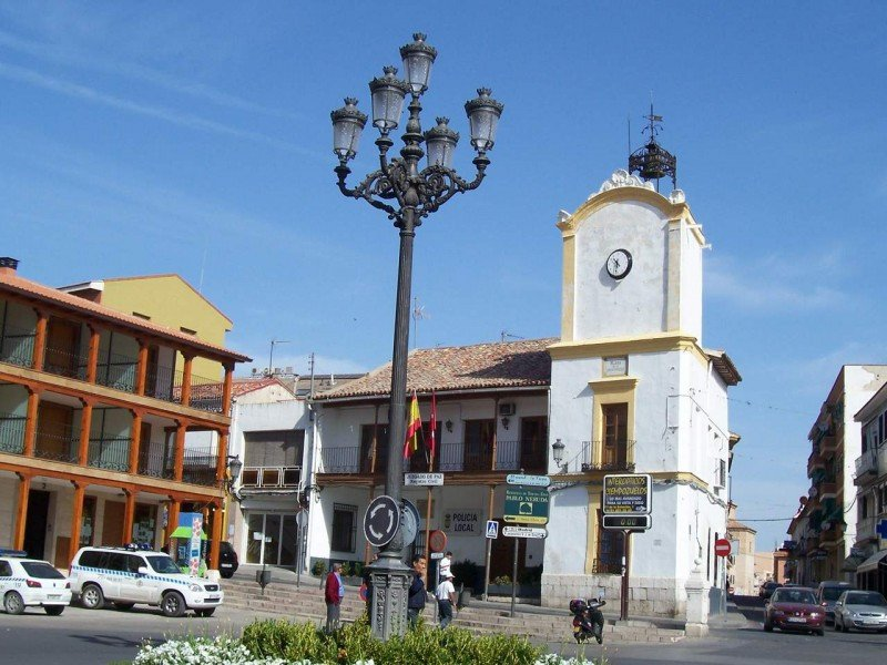La agencia estaba en Ciempozuelos (Madrid).