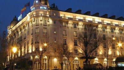 El Hotel Ritz de Madrid se vendió por 130 millones de euros.