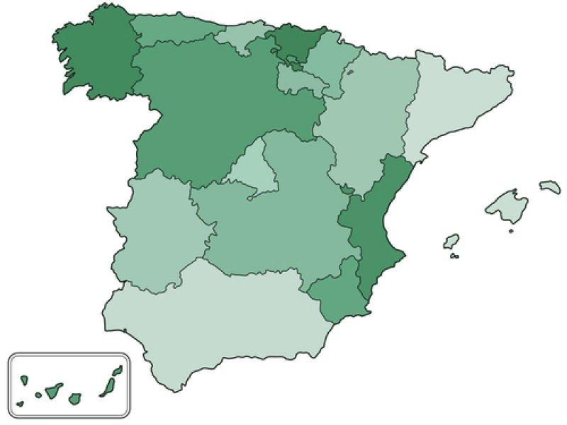 El nuevo mapa de la administración turística en las CCAA
