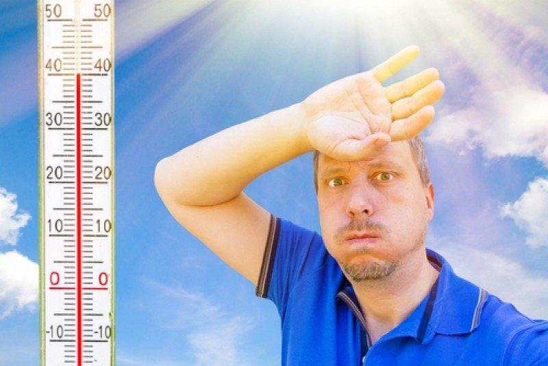 Temperaturas récord este verano. #shu#