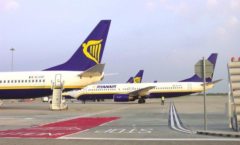 Ryanair gana un 25% más en su primer trimestre fiscal
