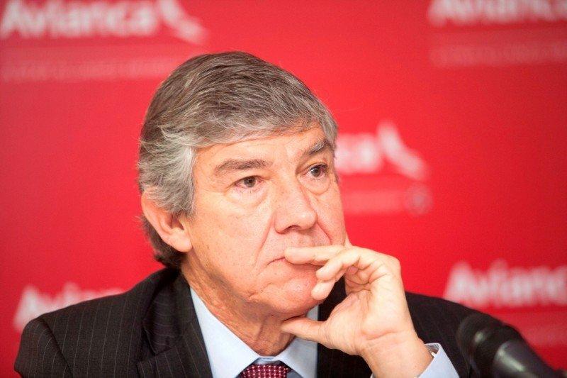El presidente de Avianca se retira tras 10 años al frente del grupo aéreo