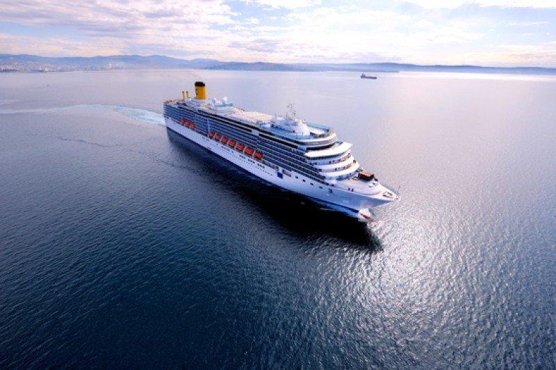 Costa tendrá dos nuevos cruceros propulsados con gas. #shu#