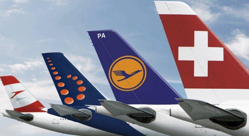 Lufthansa sale de pérdidas y cierra el primer semestre con un beneficio de 954 M €