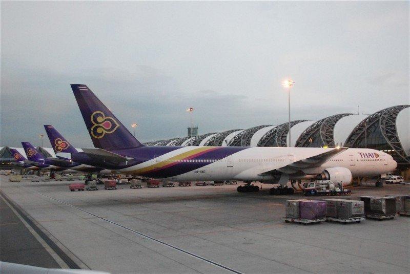 Thai Airways eliminará 1.401 empleos y suspende sus rutas a EEUU