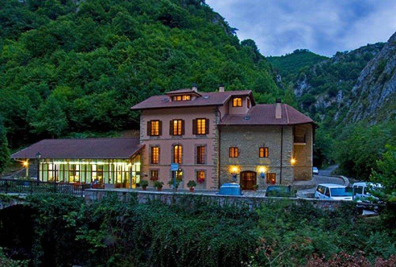 Hotel Casona de Mestas, en Asturias.