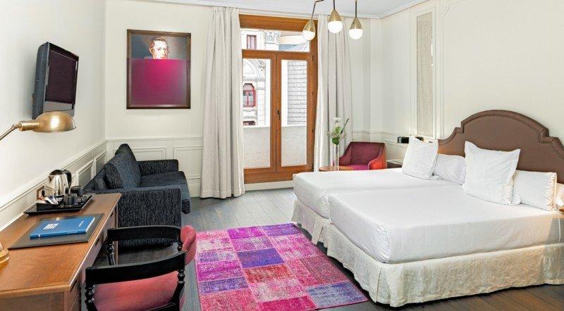H10 convierte en hotel boutique el H10 Villa de la Reina