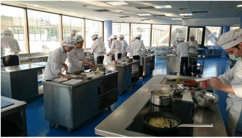 Imagen del Centro Superior de Hostelería del Mediterráneo, con sede en Valencia.