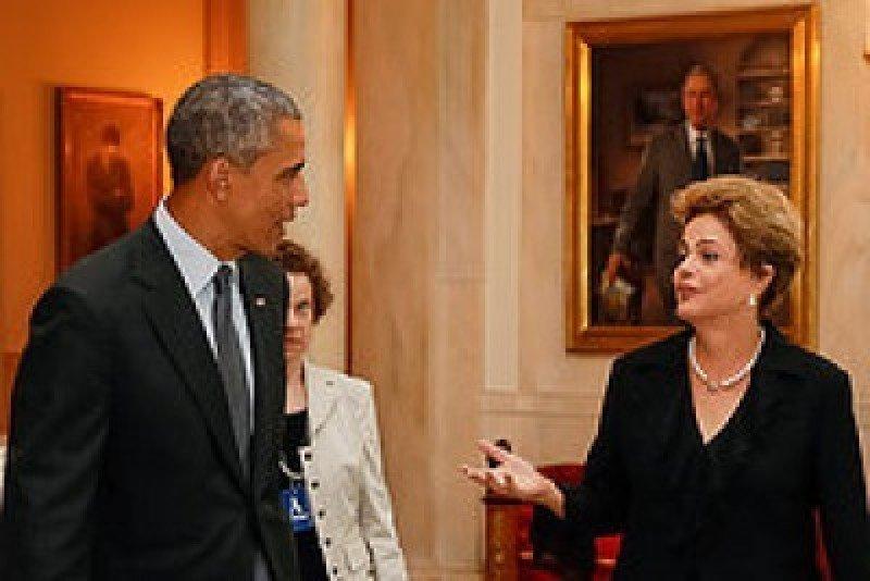 Obama y Rousseff sellan acuerdos sobre entrada de viajeros a Estados Unidos