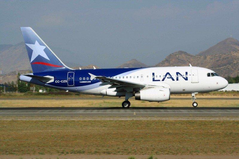LAN unirá Antofagasta y Lima con tres vuelos semanales