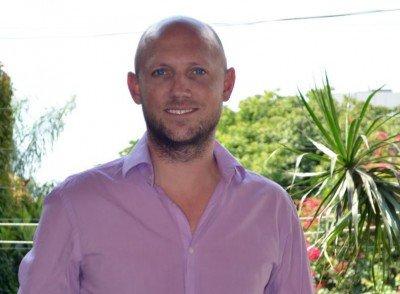 Parker Stanberry, Co-fundador y CEO de Oasis Collections.