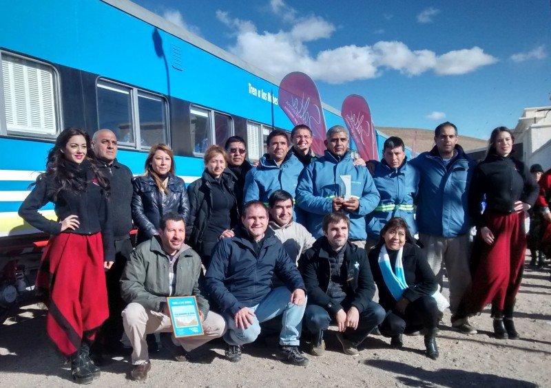 El Tren a las Nubes se suma a la Marca País Argentina