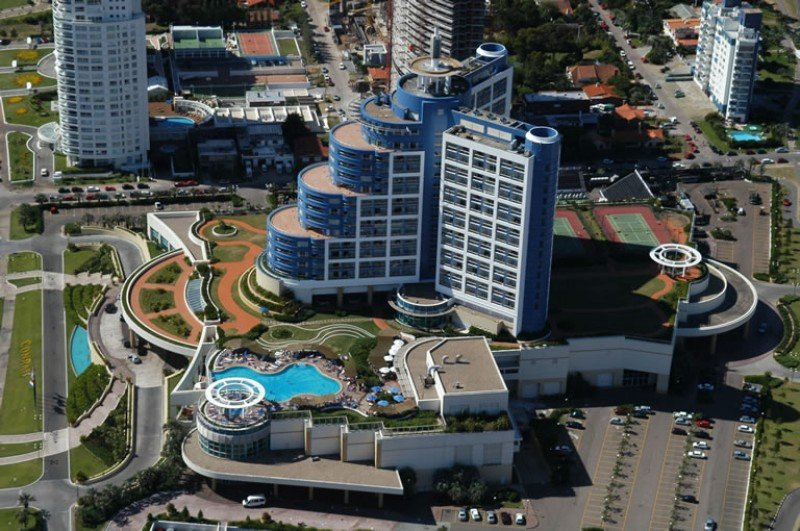 Conrad de Punta del Este proyecta construir dos torres con 350 habitaciones