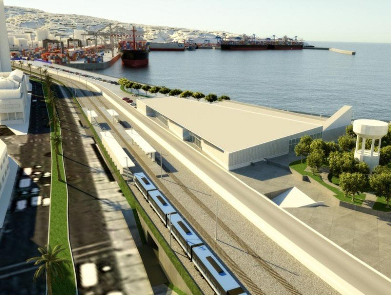 Valparaiso construirá nueva terminal de cruceros. (Foto: Soychile.cl).