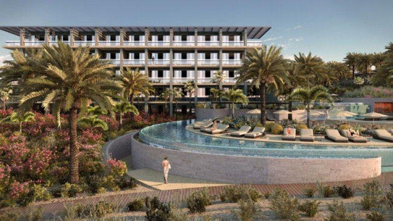 JW Marriott Los Cabos Beach Resort.