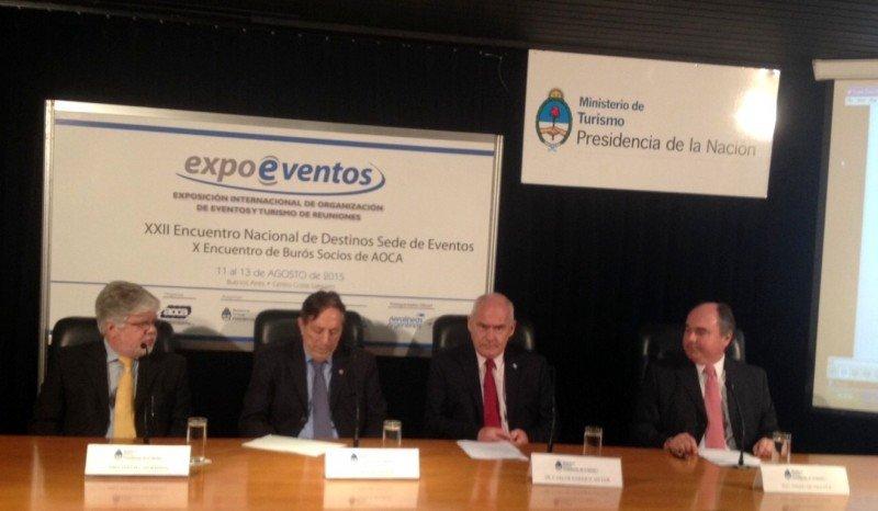 Presentación ExpoEventos 2015.