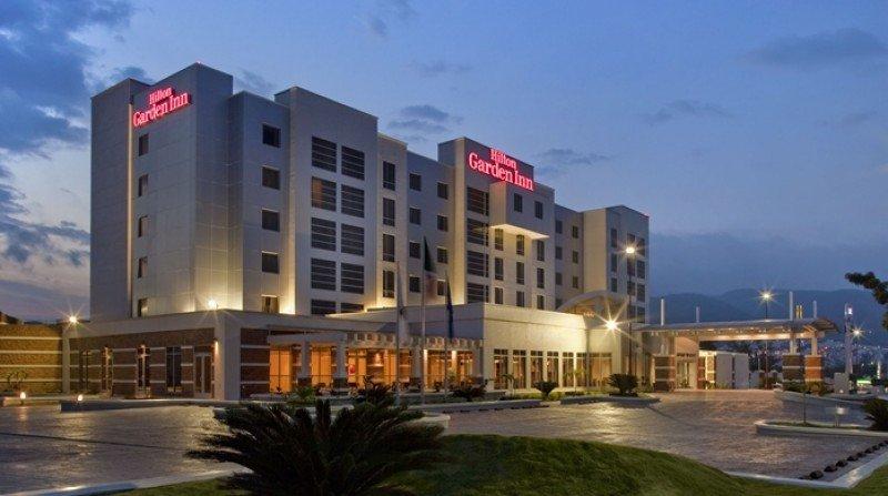 Hilton Garden Inn Guatemala City.