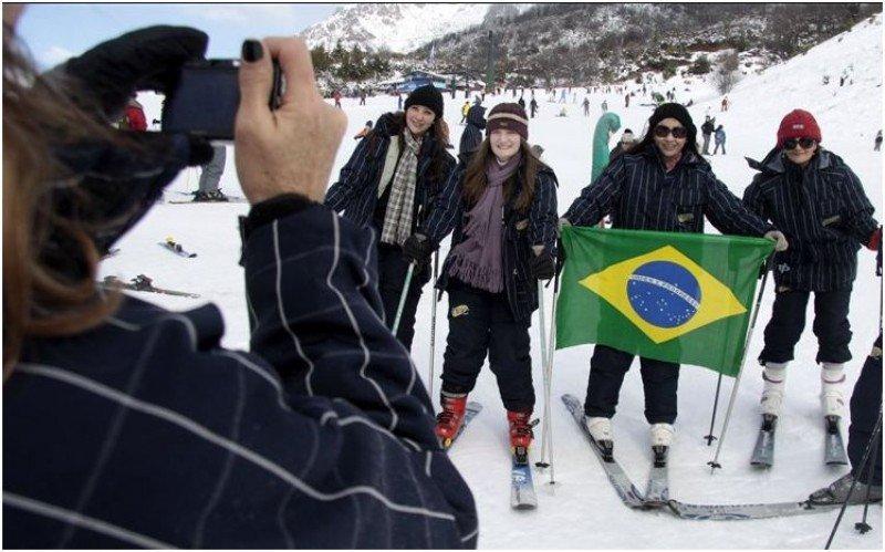 Crecen las ventas de Despegar a turistas brasileños que viajan a Argentina