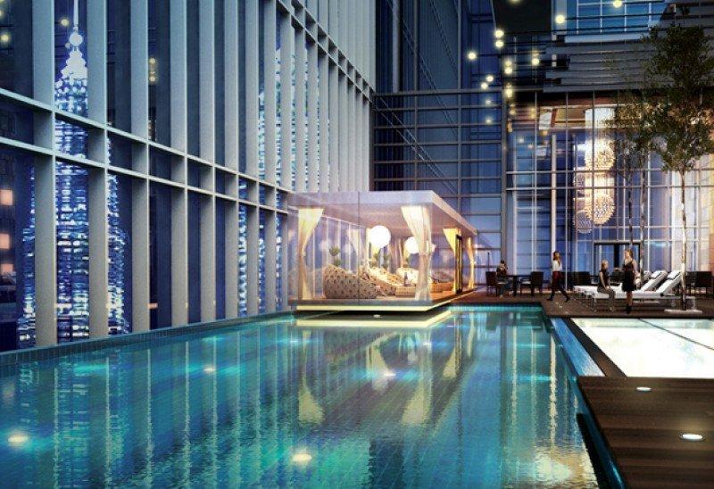 Uno de los proyectos de Four Seasons Hotels es en Kuala Lumpur.