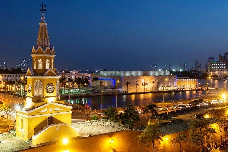 Palacio de Congresos de Cartagena de Indias albergó 1.200 eventos en cinco años.