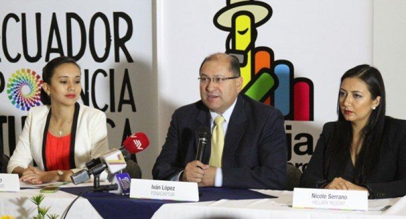Ecuador deja de cobrar registro y licencia a establecimientos turísticos.